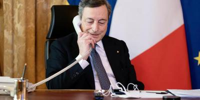 presidente Draghi telefonata