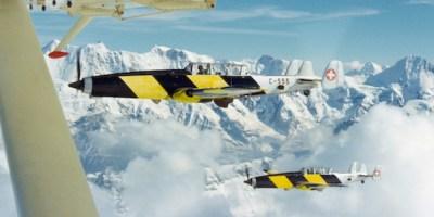 Aerei-storici-Svizzera-VBS-DDPS