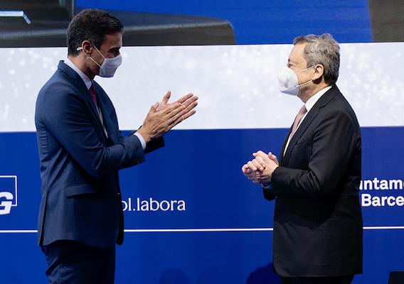Draghi-Sanchez