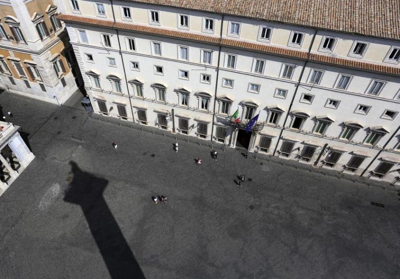 Palazzo-Chigi-veduta-aerea