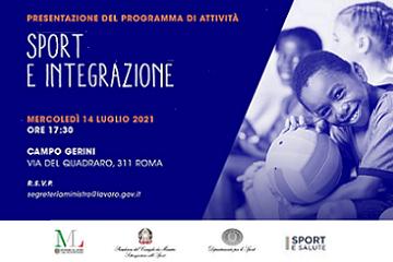 Sport-integrazione