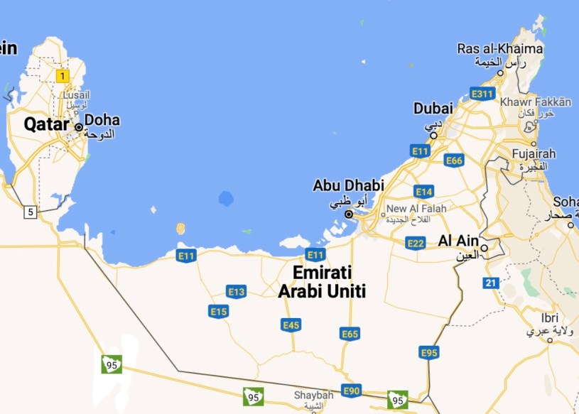 Emirati-Arabi-uniti