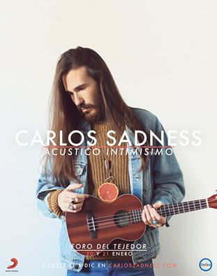 Carlos Sadness vuelve a México