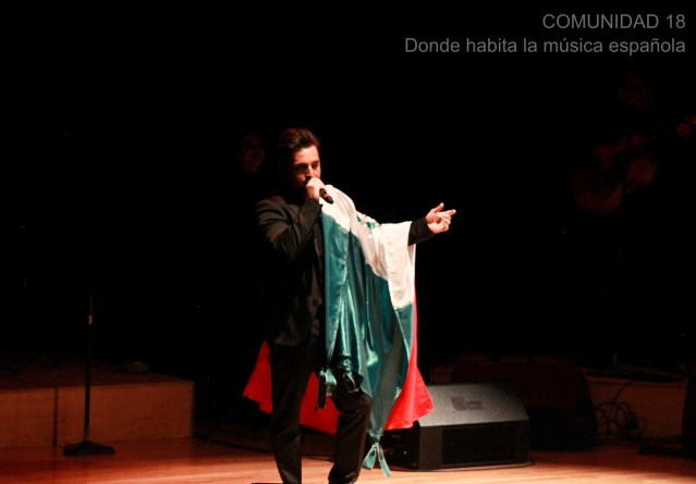 Noche mexicana en voz de Bustamante