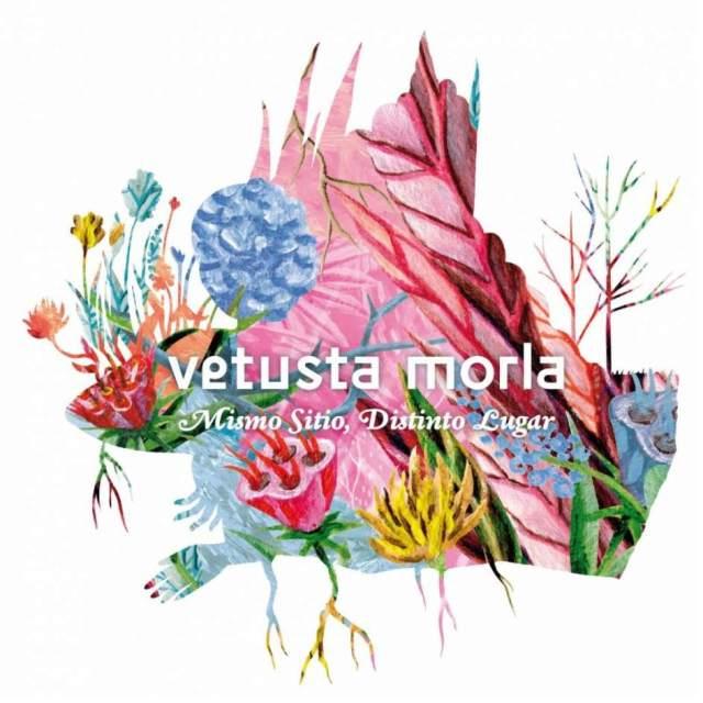 Vetusta Morla se encuentra en el Mismo Sitio, Distinto Lugar