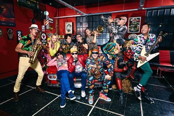 LOS AUTÉNTICOS DECADENTES anuncian grabación de MTV UNPLUGGED