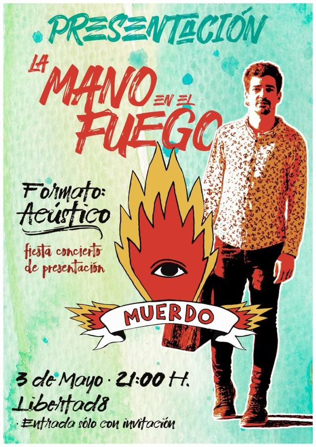 Muerdo estrena el vídeo de «No me sigas» y el single «Yo no sé»