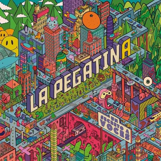 La Pegatina estrena el single «Como lo haría un acuario»