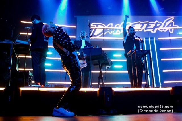 Dancetería en Barcelona