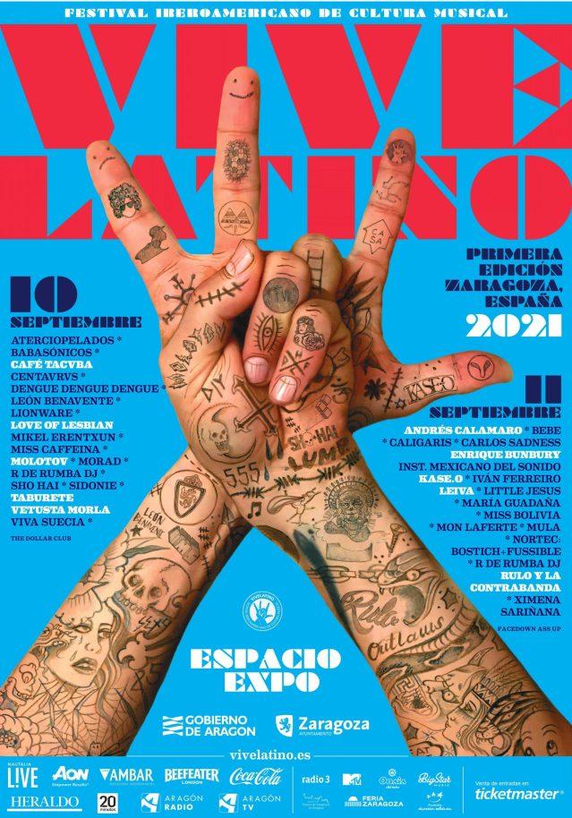 La primera edición del Vive Latino Español cambia de fecha