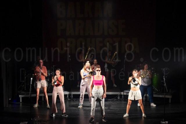 Balkan Paradise Orchestra Tradicionàrius