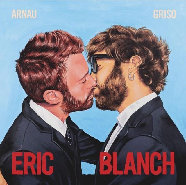 Arnau Griso dice adios con Eric Blanch