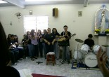 Cantores e Músicos da Comunidade Santa Rosa de Lima