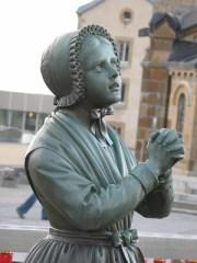 Mélanie Calvat, vidente de La Salette