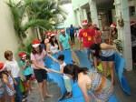 Ação concreta da Novena de Natal 2013 - Orfanato