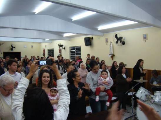 Missa com o Grupo de Oração