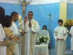Pe. Elisandro e Equipe da Crisma