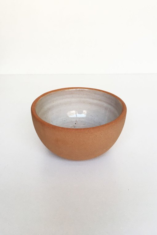cuenco chico de cerámica gres