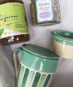 combo tardes de té en comunidad verde