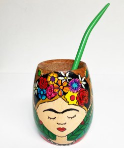 mate de algarrobo frida