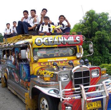 Mirando a Dios trabajar en las Filipinas