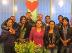 Grupo de Germán y Nidia Guevara
