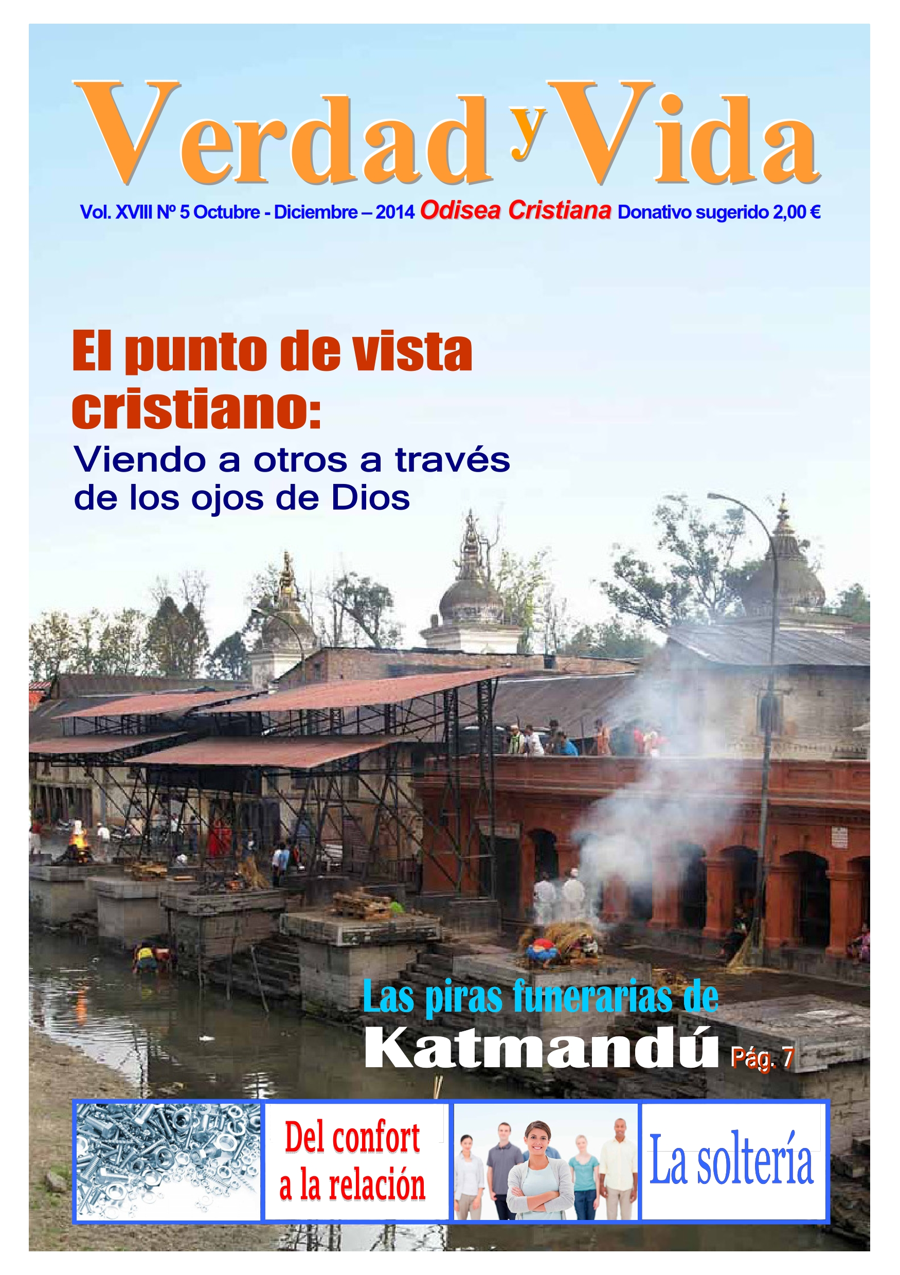 Revista Verdad y Vida   Octubre-Diciembre 2014