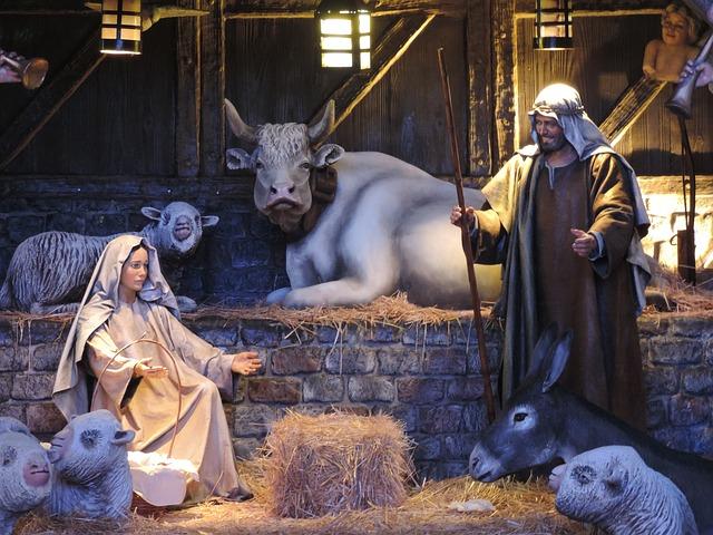 ¿Cuáles son las escrituras que muestran que Jesús nació en Octubre?