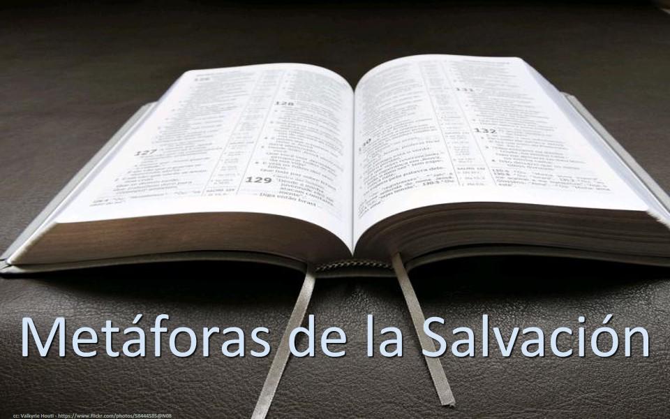 Metaforas de la salvacion