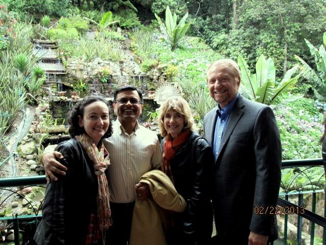 MISION CON CRISTO Dan Rogers Bogota Colombia 2013