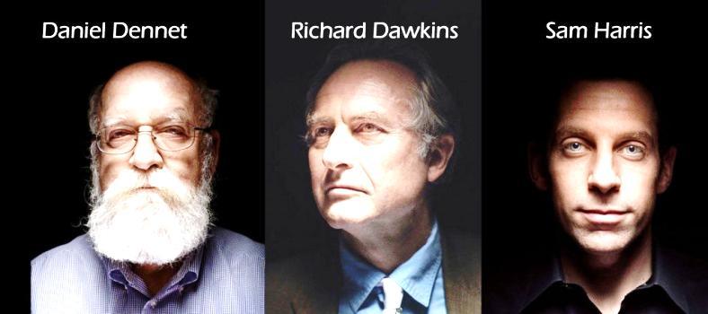 Los nuevos ateos