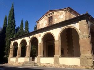 Casa Santa Maria delle Grazie - San Donato in Poggio (FI)