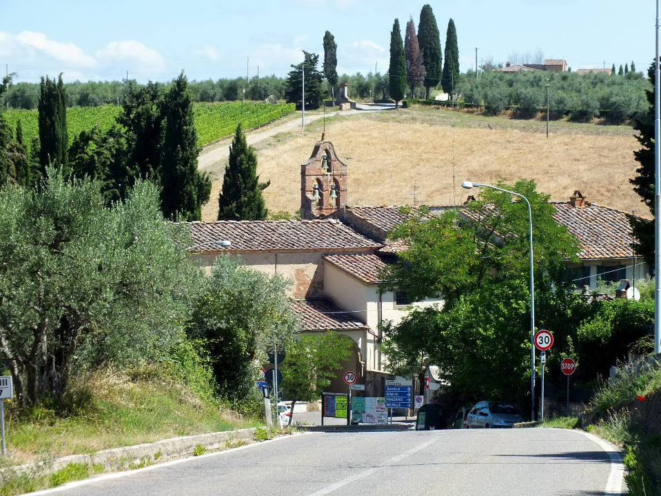 San Donato in Poggio (Fi)