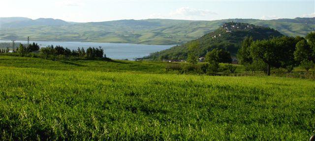 lago di conza, acqua potabile per la Puglia _a.verderosa 2008