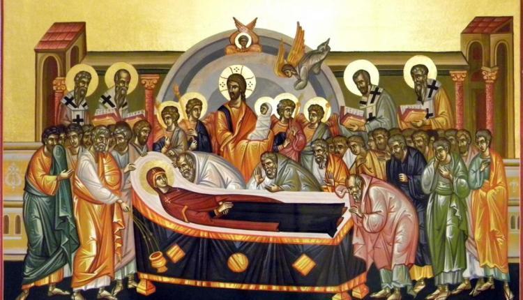 15 august. Mare Praznic Creștin: Adormirea Maicii Domnului. Ziua Marinei Române. Semnificatie, traditii si obiceiuri legate de aceasta mare sarbatoare.Cine se roagă la Sfânta Fecioară scapă de necazuri