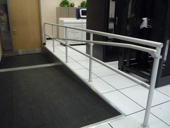 Custom Ramps  Railings  Raised Access Floors  Access