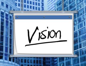 A vision is key