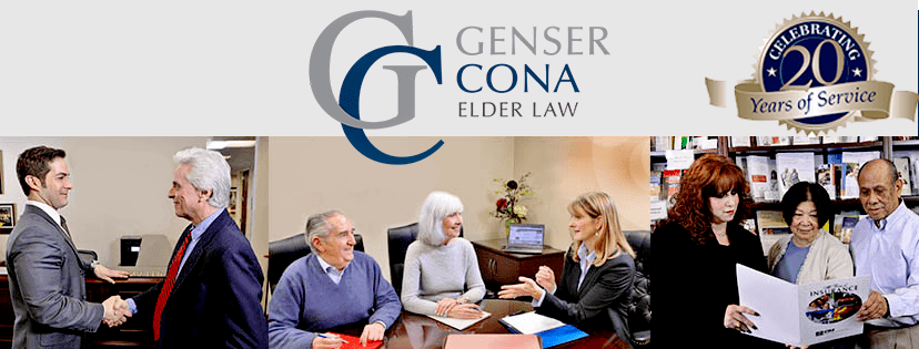 Cona Elder Law news and events banner