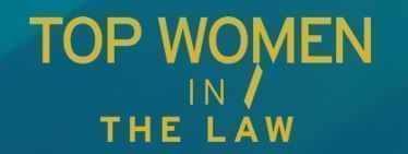 New York Law Journal's Top Women in Law (inaugural class 2016)