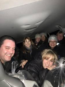 The Cona Elder Law team on a midnight donation run