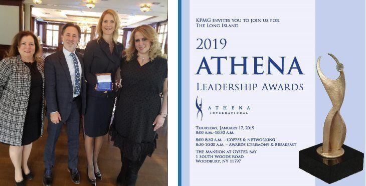 2019 ATHENA Leadership Awards Finalist
