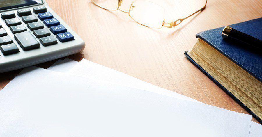 The desk of an elder law attorney