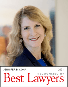 Jennifer Cona Recognized by the Best Lawyers in America 2021