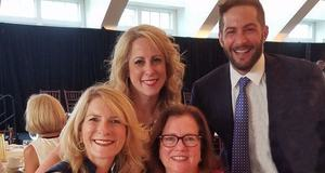 Four members of the Cona Elder Law team