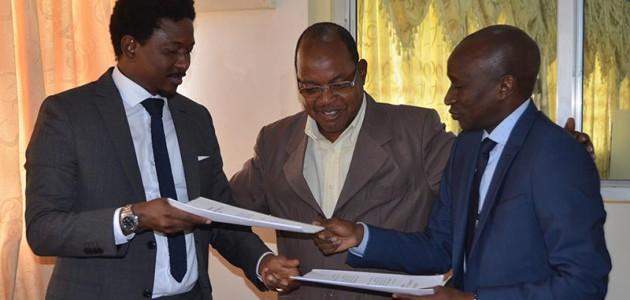 Signature d'un accord de partenariat entre Jatropha et Guico Multiservices Internationales