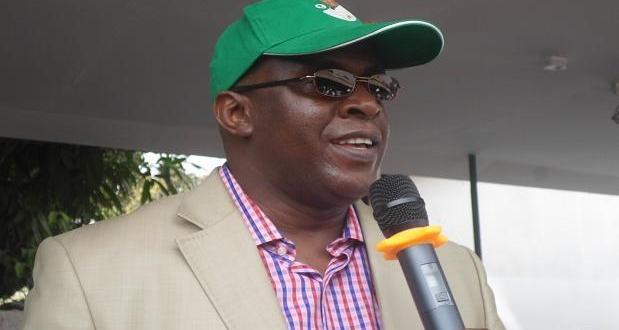 Dr Fodé Oussou Fofana, vice-président de l'UFDG