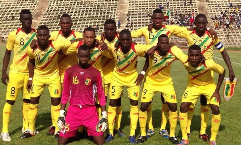 l'équipe cadette du Mali