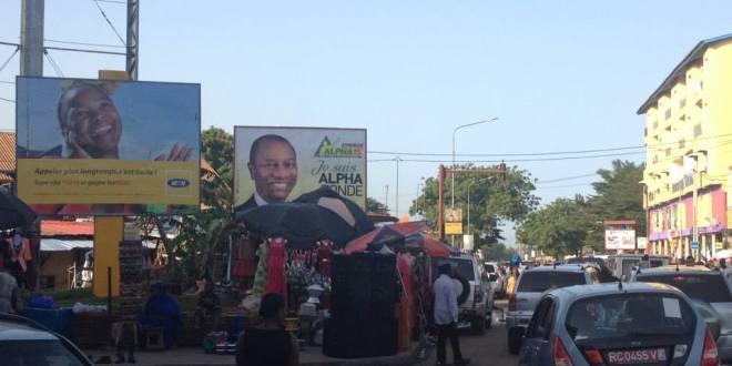 Centre ville de Kaloum marché Niger Photo tout droit auteur conakrylemag.com