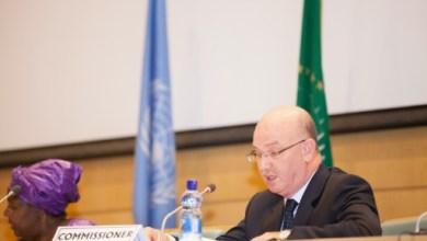 Le Commissaire Paix et Sécurité de l'Union africaine Smail Chergui, le 12 mars 2015 à Addis Abeba | AFP/Archives | ZACHARIAS ABUBEKER