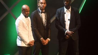 Yaya Touré , André Ayew, Aubameyang